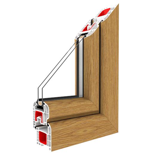 okna pcv iglo 5 drutex