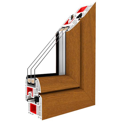 okna pcv iglo energy drutex